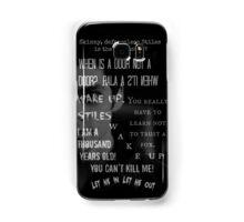 When is a Door Not a Door? Samsung Galaxy Case/Skin
