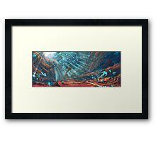 The Water Girl  Framed Print