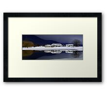 Wonders of the Valley Framed Print