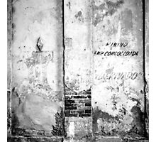 Textures of Havana Photographic Print