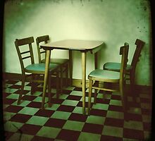 Chairs by Celia Strainge