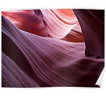 The Veil 2,  Antelope Canyon Poster