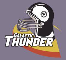 Galactic Thunder by yanmos