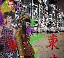 Tokyo Two by Philip Zeplin