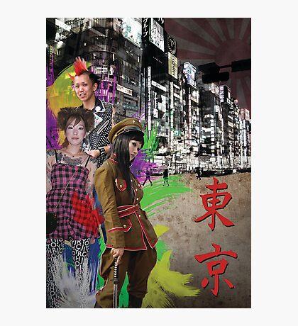 Tokyo Two Photographic Print