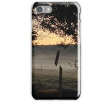 Morning comes iPhone Case/Skin