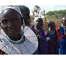 Tanzania Photographic Print