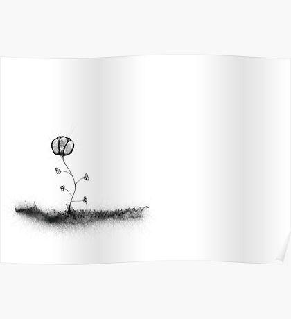 Little Flower Poster