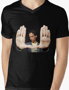 Abed Nadir Mens V-Neck T-Shirt
