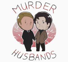 MURDER HUSBANDS FTW by bayobayo