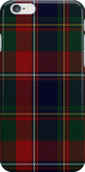 00120 Quebec, Plaid du Tartan by Detnecs2013