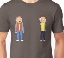 Mharti And Morty Unisex T-Shirt