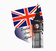 English Love Affair Unisex T-Shirt