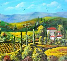 Italian Scene by artbyksusha