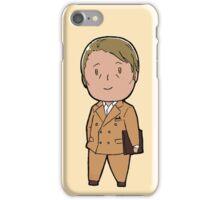 Tiny Hannibal 08 Professor iPhone Case/Skin
