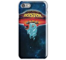 Boston - Space (Band) iPhone Case/Skin