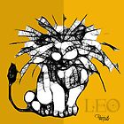 Leo, Mighty Leo by Patricia Anne McCarty-Tamayo