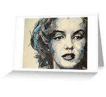 Norma Jean Greeting Card
