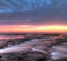 Bangally Sunrise - HDR by Jason Ruth