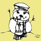 The Snowy Snowman by Patricia Anne McCarty-Tamayo