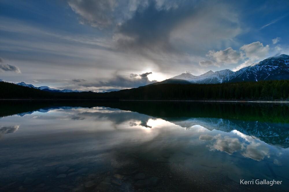 Patricia Lake Blues by Kerri Gallagher