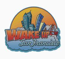 Wake Up San Francisco One Piece - Long Sleeve