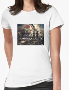 LIBERTE EGALITE HOMOSEXUALITE T-Shirt