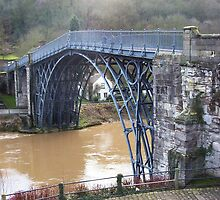 Ironbridge, Telford, Shropshire. by RainbowWomanTas