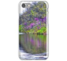 North Fork In The Spring iPhone Case/Skin