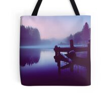 Reflections Of Winter. Tote Bag
