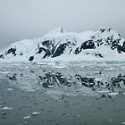 Antarctic reflections Paradise Bay  by mcreighton
