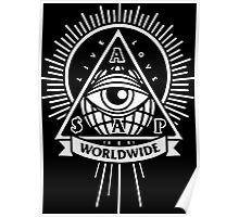 A$ap eye Poster