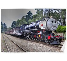 Thomas the Tank Engine Poster