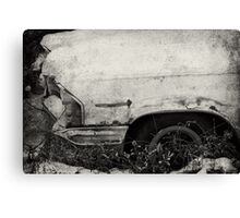 Retired Chief Canvas Print