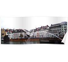 Lucerne, Switzerland Poster