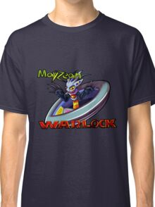 Flying around in a saucer (why?) remake - Shirt design Classic T-Shirt