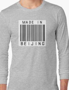 Made in Beijing Long Sleeve T-Shirt