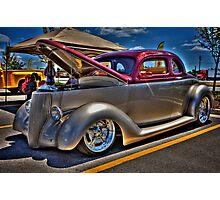 Custom Hot Rod Photographic Print