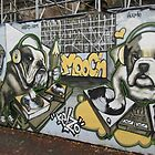Graffiti in the Northern Quarter (3) by BabyM2
