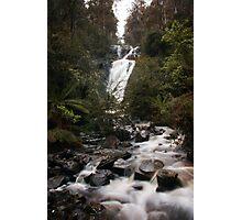 Stevenson Falls - Marysville Photographic Print