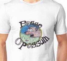 Posse Opossum Unisex T-Shirt