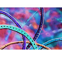 Carnival Gears Photographic Print