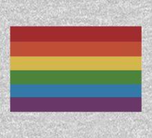 Rainbow One Piece - Short Sleeve