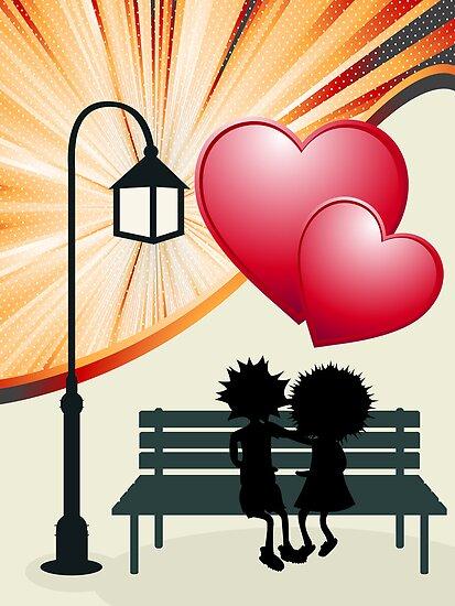 Valentine by Richard Laschon