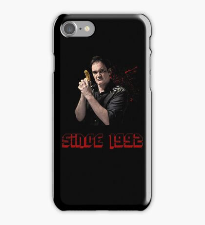 Since 1992 - Tarantino iPhone Case/Skin