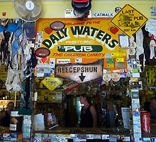 Daly Waters Pub N.T. by willob