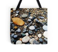 Pebbles at Point Pelee, Ontario Tote Bag