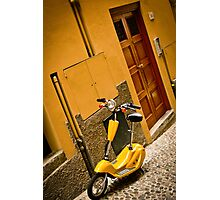 E-Scooter Photographic Print