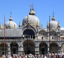 Basilica Cattedrale Patriarcale di San Marco by lezvee