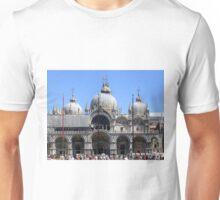 Basilica Cattedrale Patriarcale di San Marco Unisex T-Shirt